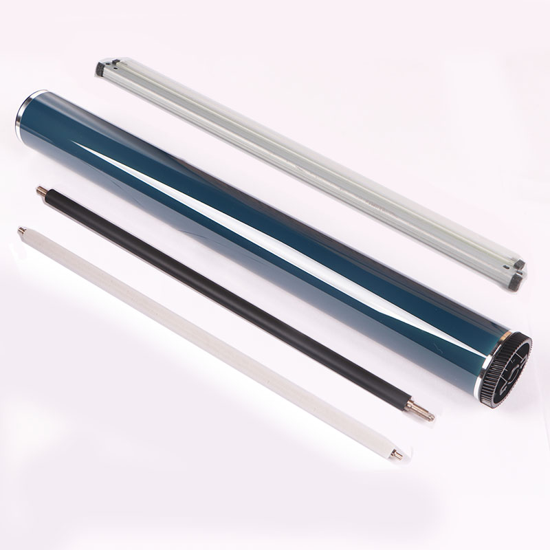 OPC Drum/1+Cleaning Blade/1+Primary Charge Roller/1+Charge Roller Cleaning Roller/1 for Ricoh MPC3001 MPC3501 MPC4501 MPC5501
