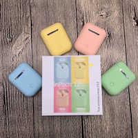 inpods 12 tws UP Version Matte Wireless Bluetooth 5.0 Headphones Earphones Super Bass Earbuds for iphone xiaomi huawei samsung