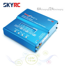 Original SKYRC IMAX B6AC V2 AC DC Dual Power Battery Balance Charger Discharger for 1-6S Lipo LiHv LiFe Lilon 1-15s NiCd/NiMH