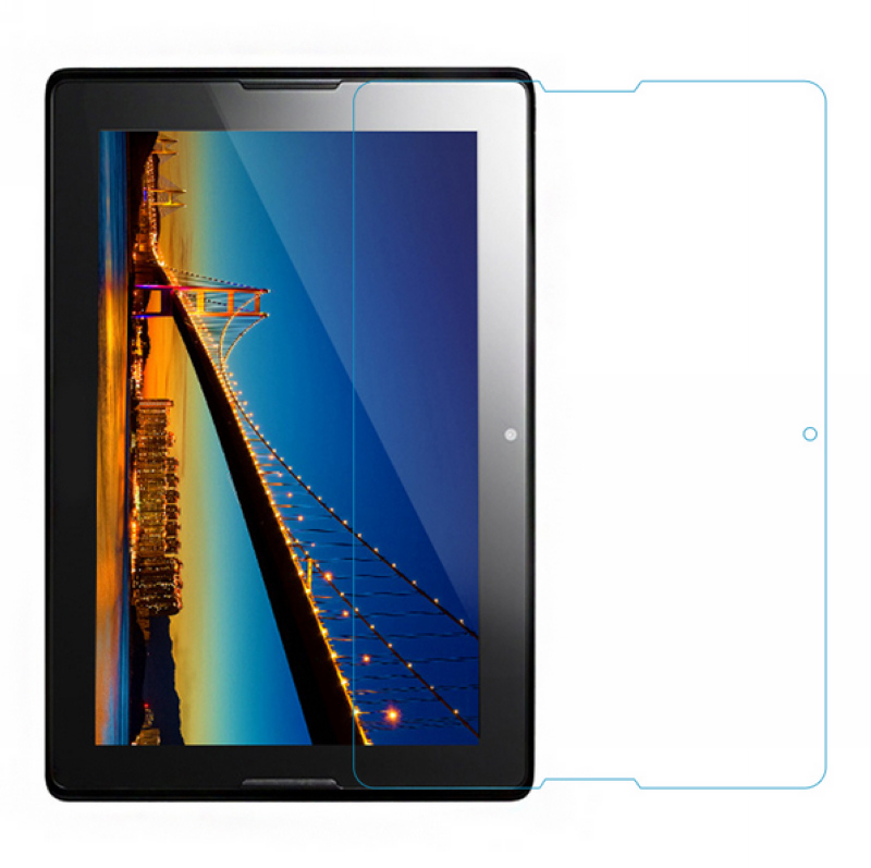 Clear LCD Screen Protector Protective Film For Lenovo A10-70 A7600 10.1 Inch Tablet