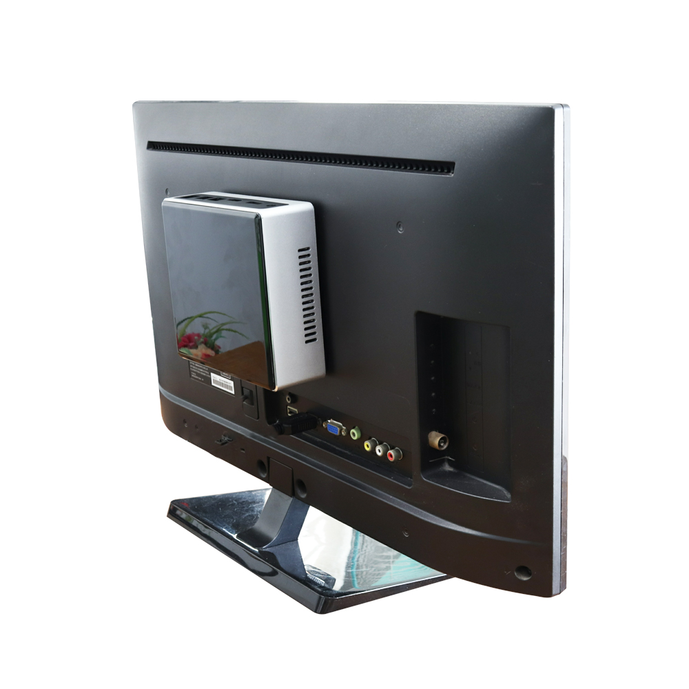 2 * DDR4 Pocket Mini PC Win 10 Intel Core i5 8250U i7 8550U 2 * Lans Micro PC NVMe m.2 UHD Graphics 620 WiFi HDMI VGA DP USB C 2 * COM - 6