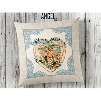 Angel 3d Pillow decorate image