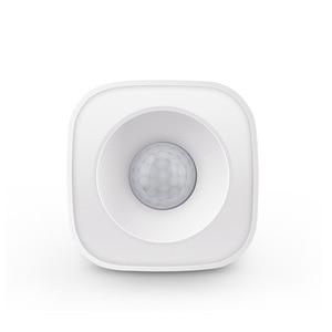 Image 4 - Tuya IFTTT Battery Powered Smart ZigBee PIR Motion Sensor Detector Home Alarm System works with Mini ZigBee Hub