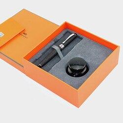 Pióro wieczne jinhao zestaw tuszów Premium gift pen z butelkowanym tuszem i wkładem atramentowym 14 kolorów do wyboru