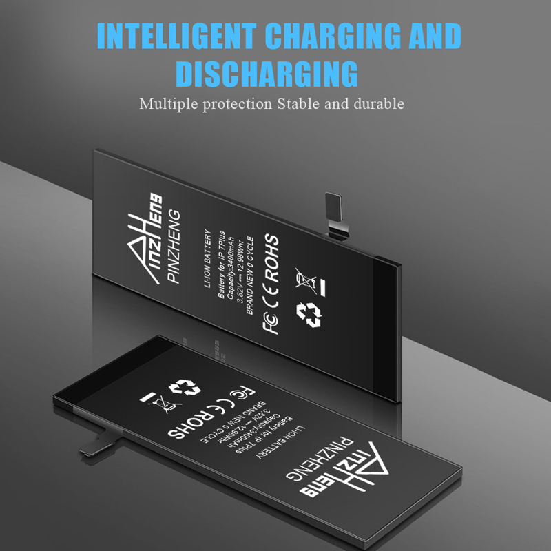 0 Cycle Replacement Li Polymer Battery For iPhone X 10 High Capacity Bateria For iPhone X With Free Tools Kit 4