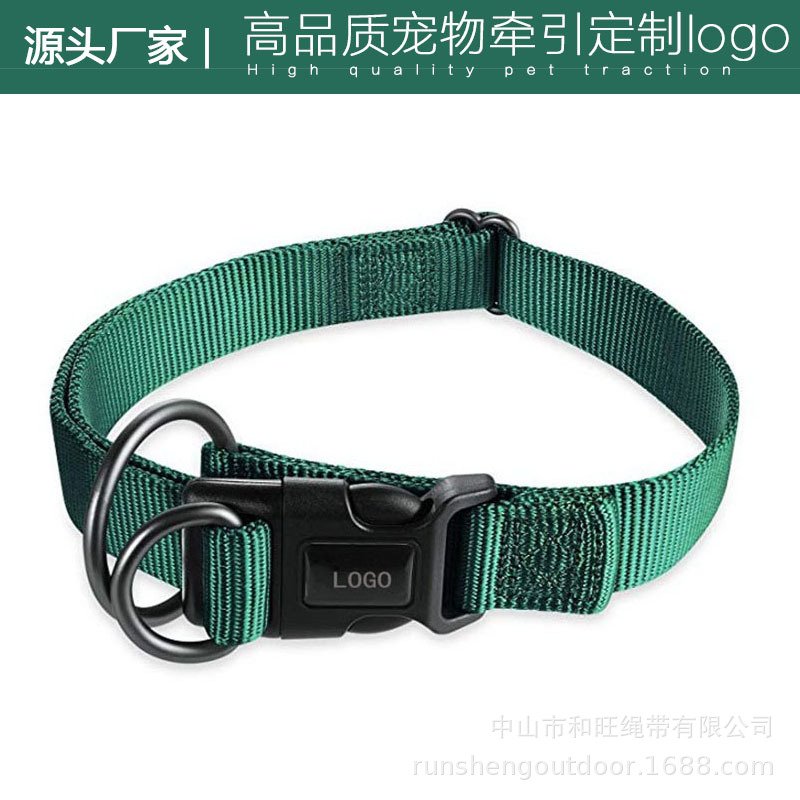 Pet Supplies New Style Summer Pet Collar Traction Rope Dog Traction Belt High Quality Diao Jie Lian Customizable