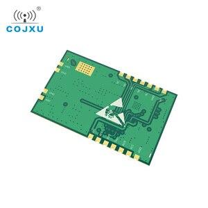 Image 3 - Sx1262 1 w uart lora tcxo 915mhz módulo E22 900T30S cdebyte sem fio módulo 868 mhz de longa distância iot smd ipex interface transmissor