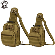 EDC Pouch Bags Backpack Wallet Chest-Bag Shoulder Military-Molle Hunting Fishing Tactical
