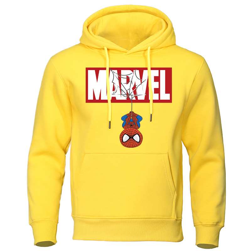 2020 Autumn Winter Hoodies Spiderman Men Hoodie Sweatshirts Tops Casual New Male Tracksuit The Avengers Brand Pullovers