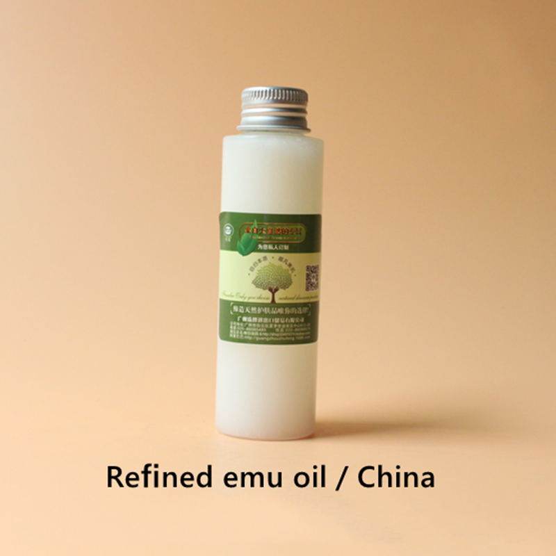 Refine Emu Oil, Treat Dry Skin Acne, Prevent Skin Allergy, Powerfully Moisturize, Diminish Inflammation, Easy To Absorb