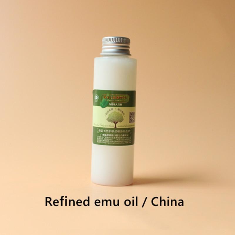 Refine Emu Oil, Treat Dry Skin Acne, Prevent Skin Allergy, Powerfully Moisturize, Diminish Inflammation, Easy To Absorb