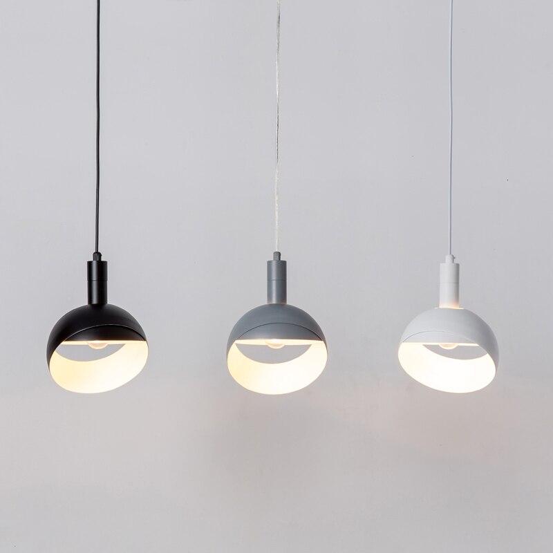 Nordic Creative Aluminum Pendant Hanging Lamp Fixture Kitchen Chandelier