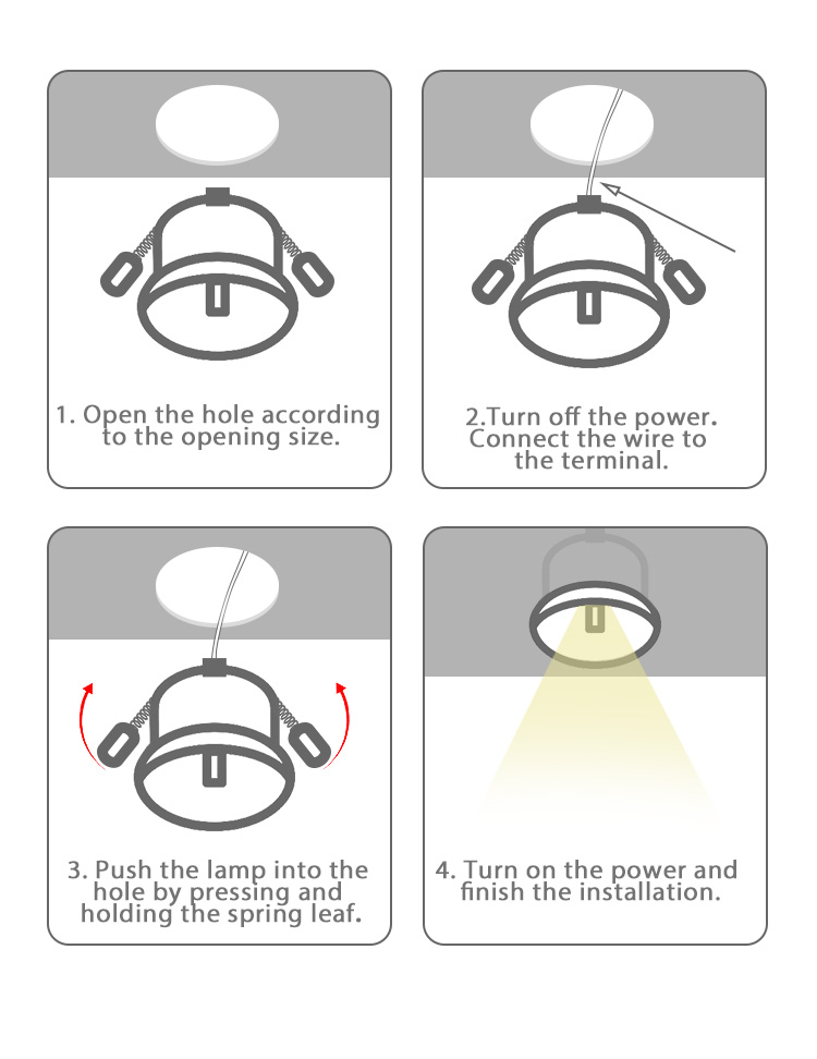 sem luz principal display alto anti-brilho