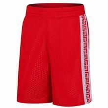 Новые мужские спортивные шорты летние дышащие шорты для бега с карманом Мужская спортивная одежда двухсторонние баскетбольные шорты тренировочные шорты