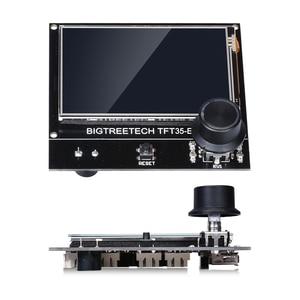 Image 5 - BIGTREETECH TFT35 E3 V3.0 Display Touch Screen 12864LCD Mode For 3D Printer Board SKR V1.3 MINI E3 PRO Ender3 Panel DIY WIFI MKS