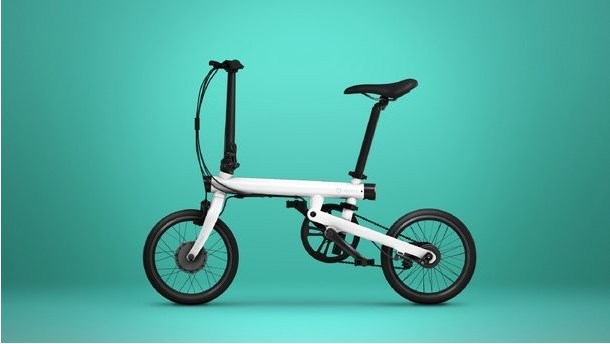 Electric Bike Xiaomi MiJia QiCycle Power 250 W/Distance 45 km. Free shipping and Guarantee throughout Russia 10pcs lot irfb3607 irfb3607pbf hexfet power mosfet 75v 80a to 220 free shipping