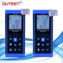 OUTEST デジタルレーザー距離計距離計 30 メートル 40 メートル 60 メートル 80 メートル 100 メートルレーザー計計測員テープ trena 電子レベル