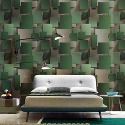 3D обои для стен с изображением оленя и кожицы, 3D обои для декора стен, рулоны для спальни, гостиной, дивана, ТВ-фона