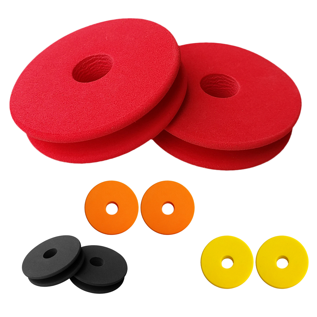 2pcs Fishing Rigging Foam Spools Sponge Line Leader Organizer Storage Accessories For Organizing Diving Canoeing Fishing Lines