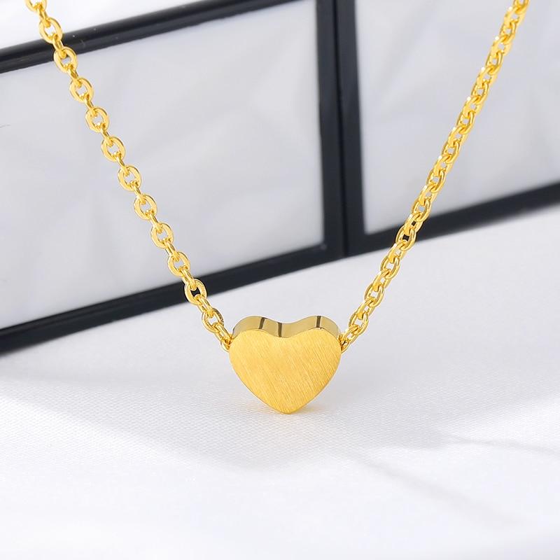 ICFTZWE BFF Ανοξείδωτο Κολιέ Αλυσίδα - Κοσμήματα μόδας - Φωτογραφία 3