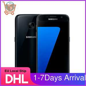 Samsung Snapdragon 820 Unlocked Galaxy S7 4G LTE 32GB 4gbb Quad Core Fingerprint Recognition