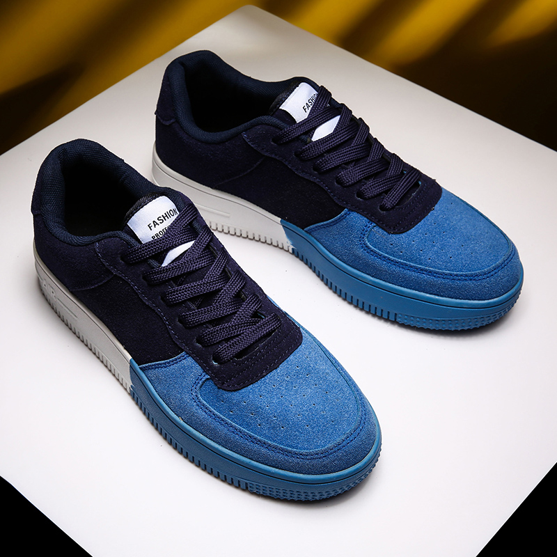 2020 Spring And Autumn Fashion New Breathable Gradient Shoes Men's Casual Shoes Sneakers Men Shoes Zapatos De Hombre Sneakers