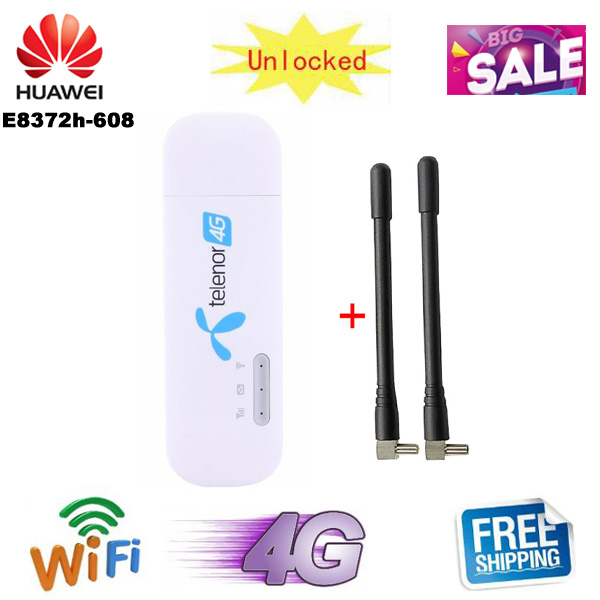 Huawei Dongle Usb-Stick 150mbps LTE-WIFI-MODEM Unlocked E3276S-920 CAT4 4G E8372 PK title=
