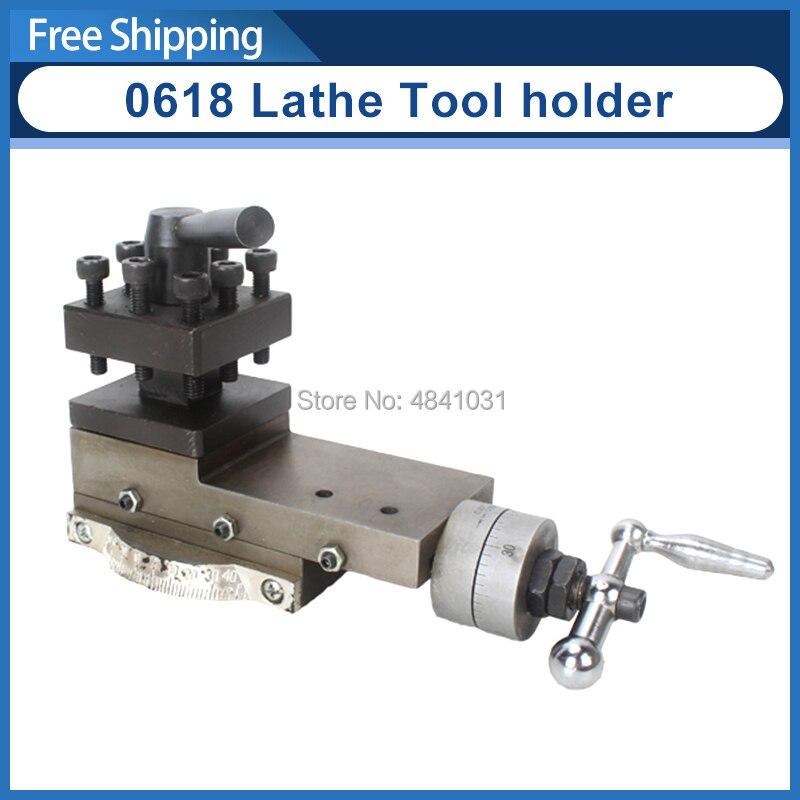 Compound Rest Assembly 0618  Mini Lathe Tool Holder Machine Tool Slide/Slide Rest