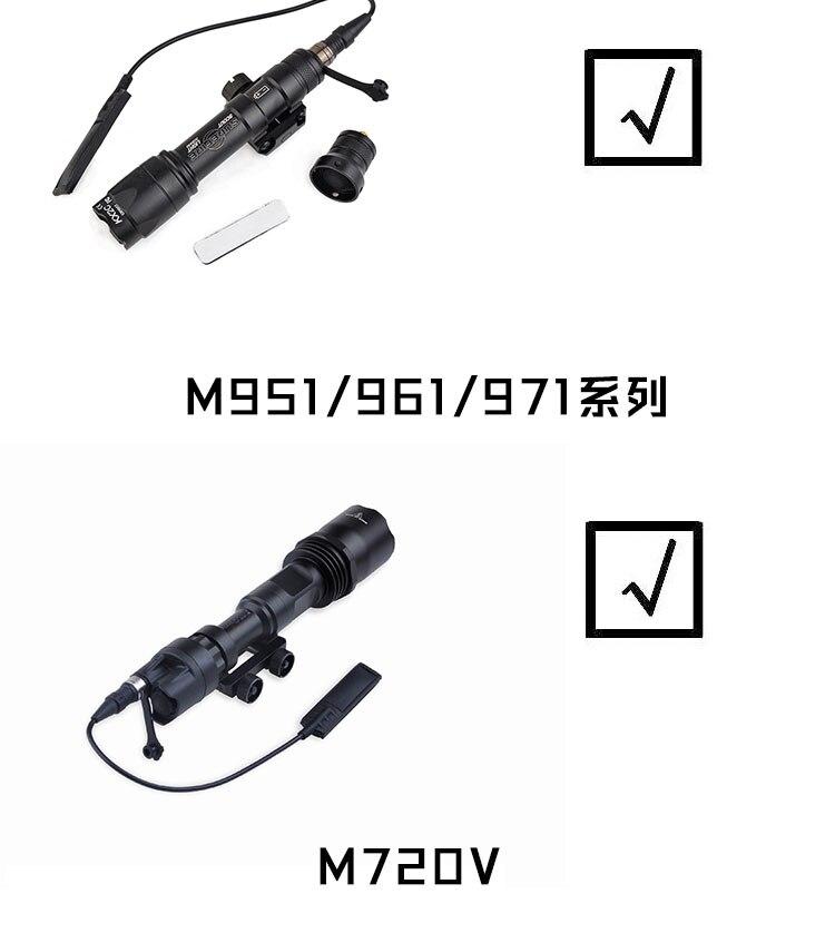 Interruptor multifuncional PEQ-15 m300 m600 m95 da