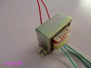Image 2 - 6N3 en 6N2 tube voorversterker catena Versterker board transformator 15W uitgang 150V 0 150V/30mA 0 6.3V /1.5A