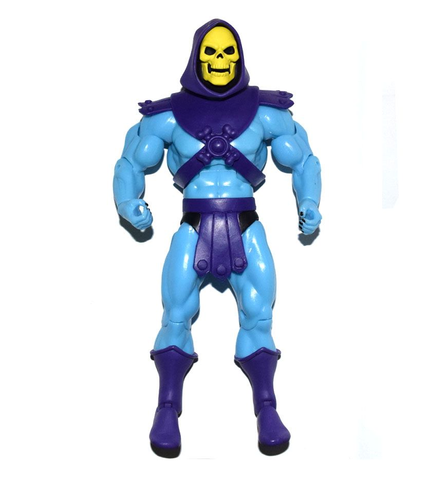 Presale  Super 7 He Man MOTU Master Of Universe Skeletor 6
