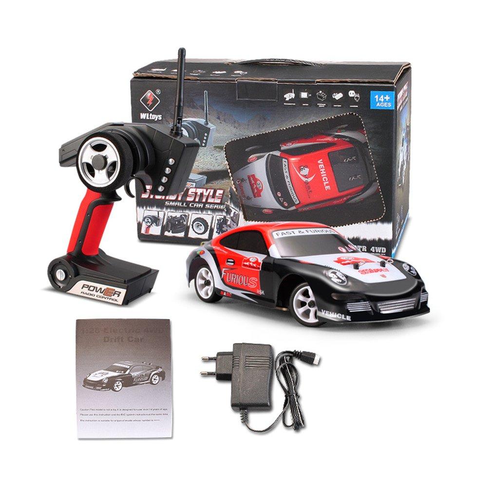 Детская Игрушечная машина с дистанционным управлением модель автомобиля дрейф автомобиль от 1 до 28 Электрический скоростной гоночный авто... - 1
