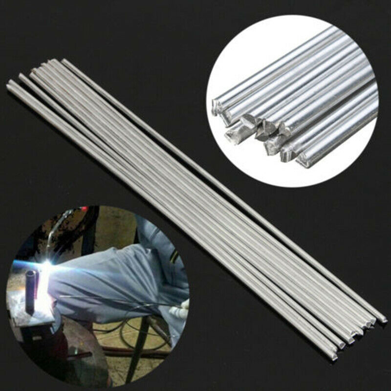 20Pcs Low Temperature Alumaloy Aluminum Repair Rods Welding Machine Accessories