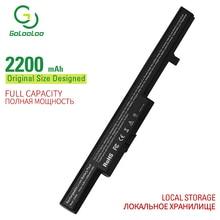 Golooloo 4 cells laptop battery G550S L13L4A01 L13M4A01 L12L4E55 For LENOVO Eraser B40 Eraser B40-70 Eraser B50 Eraser B50-45 цены онлайн