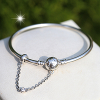 LISM [Wholesale] 925 silver 2019 winter new style unique bracelet bracelet jewelry ladies gift DIY original girl jewelry