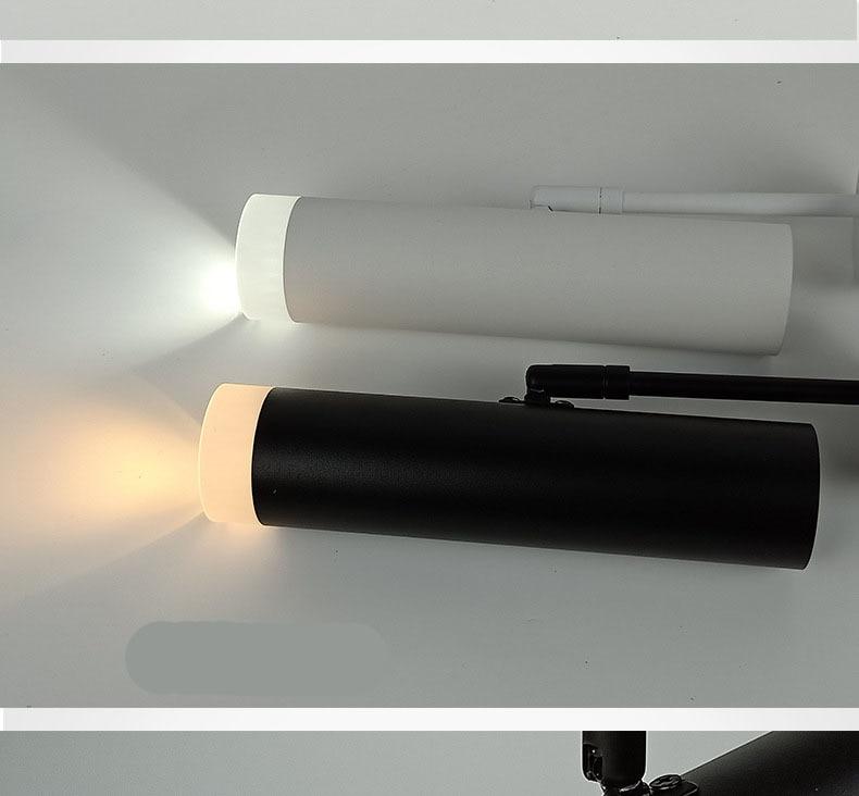 de Parede Luzes de Iluminação Da Trilha