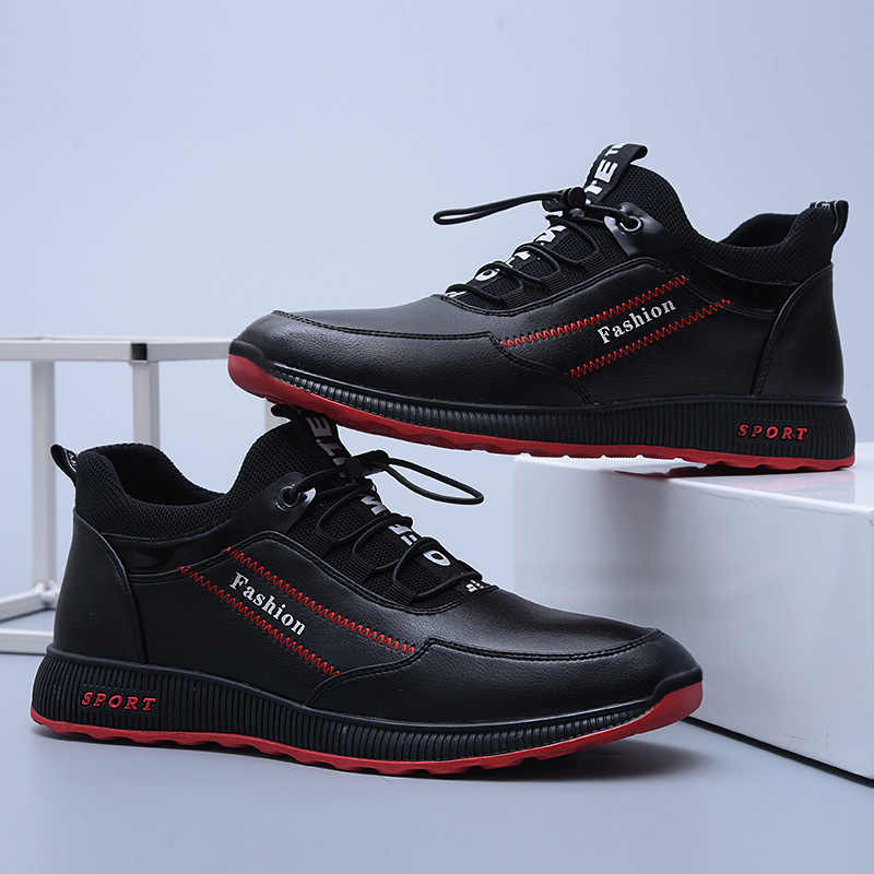 2019 New Style MEN'S Shoes Autumn & Winter Sports Shoe Men's Korean-style Trend Versatile MEN'S Casual Shoes Korean-style Fashio
