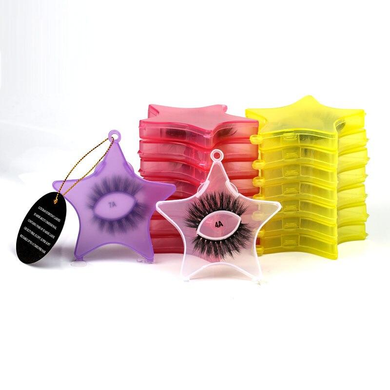 Wholesale Mink Eyelashes 20/30/40/50/100 pairs Lashes Wholesale Mink Lashes Bulk Lash Natural soft False Eyelashes Makeup lashes