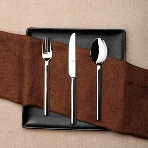 Image 5 - Original Huohou Steak Messer Löffel Gabel Edelstahl Qualität Hohe grade Abendessen Geschirr Haushalt Besteck Set