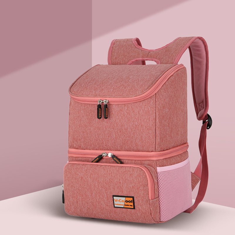 Baby Insulation Bag Backpack Breast Milk Cooler Bag Breast Milk Mummy Storage Bags Kids Picnic Food Thermal Bag  BNA001