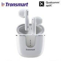 Tronsmart Onyx Ace Wahre Wireless Stereo Ohrhörer Bluetooth 5,0 Kopfhörer Geräuschunterdrückung mit QualcommChip aptX 4 Mikrofone
