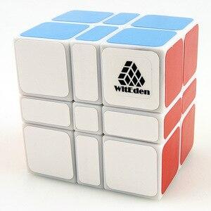 Image 4 - MF8 Crazy 3x3x3 wormhole Magic Cube WitEden Super 3x3x2 2x3x4 3x3x2 3x3x7 3x3x8Cubing Speed Educational Cubo magico Toys as gift