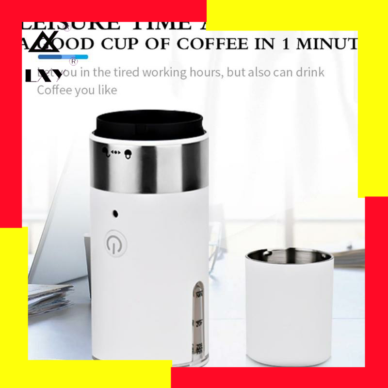 New2 In 1 Capsule & Ground Mini Espresso Portable Coffee Maker Hot And Cold Extraction Usb Electric Coffee Powder Making Machine