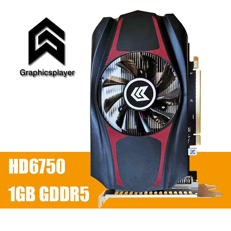 Graphics HD6750 1GB / 1024MB 128BIT GDDR5 Video Card for AMD ATI HD6700 Series|Graphics Cards| - AliExpress