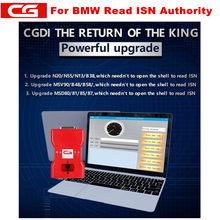 CGDI Prog for BMW Upgrade MSV90/N20/N55/N13/B38/B48/B58/MSD80/MSD81/MSD85/MSD87 Read ISN No Need Opening