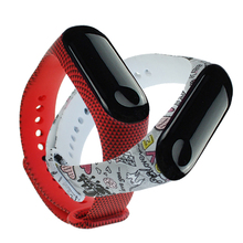 For Mi Band 3 Strap 4 Replacement Smart Wrist Multi-Color Accessories