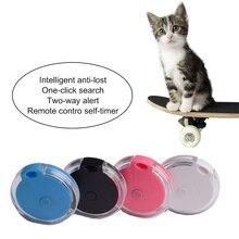 Pet Dog gps-трекер для кошек Смарт bluetooth беспроводной локатор анти-потери трекер сигнализация шпион мини отслеживающее устройство авто трекер