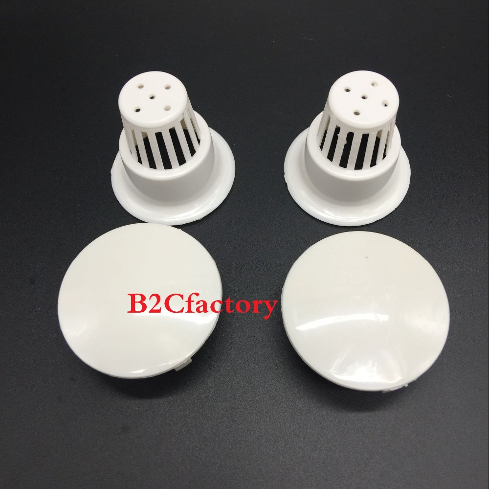 2PCS Dental Filter Screen Plastic Filter Mesh For Dental Chair Glass Spittoon