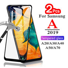 For Samsung A30 Glass A305f Tempered Glass for Samsung Galaxy A70 A50 A40 A30 2019 Protective Glass on A 30 40 50 70 Safety Film(China)