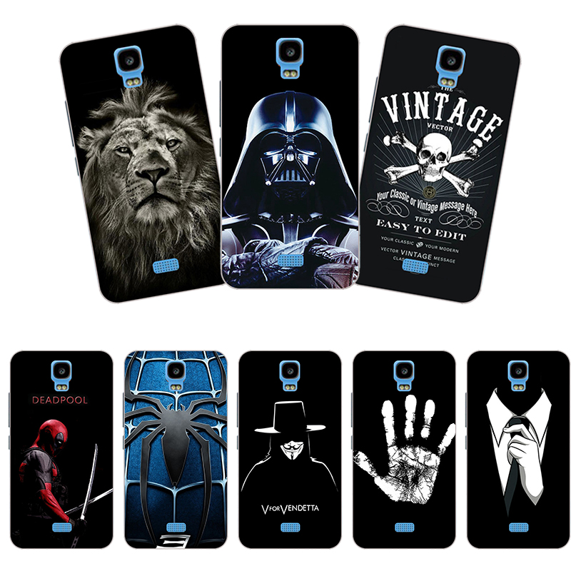 Coque for <font><b>Huawei</b></font> Ascend <font><b>Y360</b></font> <font><b>Y360</b></font>-<font><b>u61</b></font> Y3 Y336 Y3C Y366 Floral Plants Unicorn Printed Back Cover Flamingo Soft Silicon Phone Case image